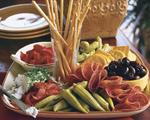 Authentic Italian Antipasto