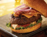 American Bacon-Cheeseburger