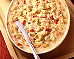 Baked Artichoke and Cheese Dip