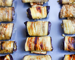 Baked Eggplant Strips