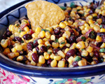 Balsamic Black Bean Salsa