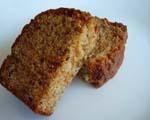 Banana Peanut Butter Bread