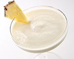 Banana, Pineapple and Coconut Coladas
