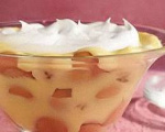 Low-Fat Banana Cream Pudding