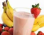 Banapple Strawberry Smoothie