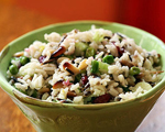 Barley and Wild Rice Salad