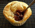 Beef and Guinness Beer Pie
