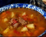 Beef Potato Soup