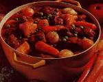 Beefy Mushroom Stew