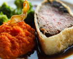 Beef Wellington without the fuss