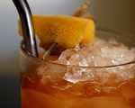 Bermuda Rum Swizzle Cocktail