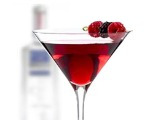 Berry Berry Martini