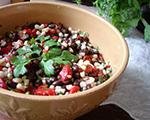 Black Bean and Tomato Salsa