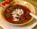 Belle's Black Bean Soup