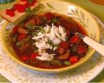 Belle's Black Bean Soup