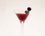 Blackberry Blinker Cocktail