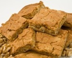 Nutty Blonde Brownies