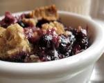 Blueberry Crisps