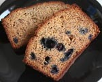 Blueberry Pineapple Loaf