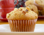 Breakfast Banana Nut Muffins