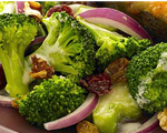 Broccoli and Walnut Salad