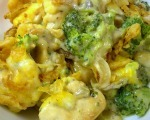 Broccoli-Cheese Chicken