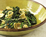 Broccoli Rabe and Orecchiette Pasta