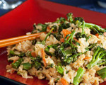 Broccolini Stir Fry