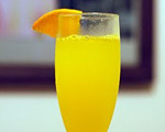 Buck's Fizz Cocktail
