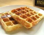 Sizling Hot Waffles