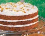 Butterscotch Torte Supreme