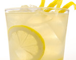 Cachaça Lemonade Cocktail