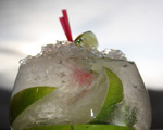 Caipirosca Cocktail