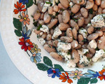 Cannellini Salad with Goat Cheese and Fresh Mint