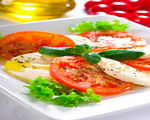 Tomato and Onion Plate
