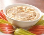 Nutty Apple Dip