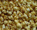 Caramel Coated Popcorn