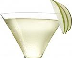 Cardamom Pear Martini Cocktail