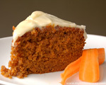 Sweet Carrot Pineapple Cake