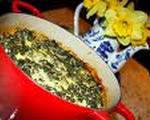 Spinach and Rice Casserole