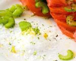 Celery, Grapefruit and Tomato Salad with Lemon-Lime Salt