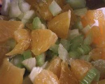 Celery and Orange Salad