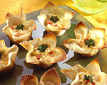 Cheese and Artichoke Tarts