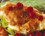 Low-Fat Cherry Chicken