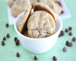 Chewy Chocolate Chip Pudding Cookies