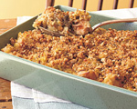 Baked Turkey and Rice Casserole