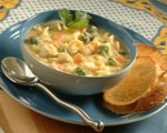 Chicken-Broccoli Chowder