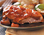 Chicken with Apples and Spice