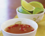 Chile and Lime Dipping Sauce