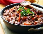 Crock Pot Spicy Chili